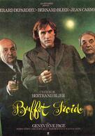 Den Mörder trifft man am Buffet