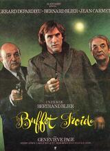 Den Mörder trifft man am Buffet - Poster