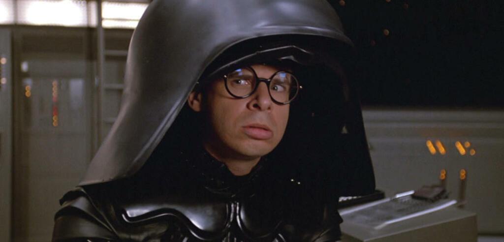 Rick Moranis als Lord Helmchen
