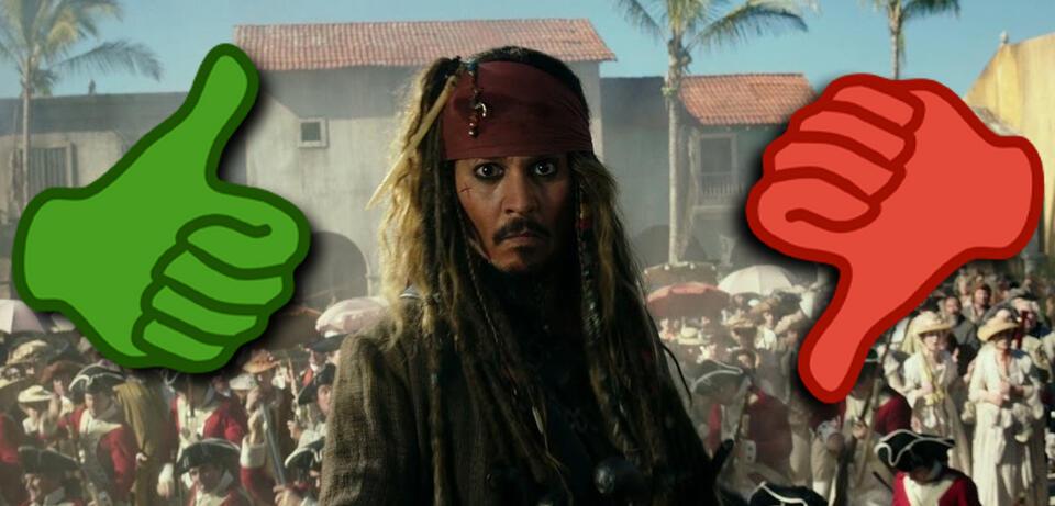 Pirates of the Caribbean: Salazars Rache mitJohnny Depp