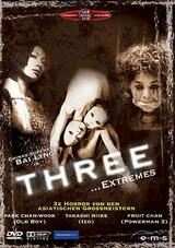 Three… Extremes - Poster
