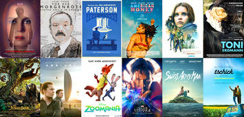 Bild zu:  Listenparade zum Kinojahr 2016