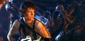 Bild zu:  Sigourney Weaver in Aliens