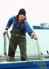 Die Fischerin - Poster
