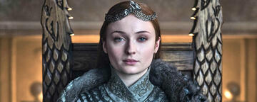 Game of Thrones: Sophie Turner als Sansa Stark