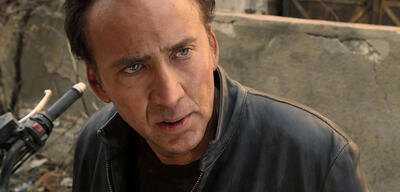 Nicolas Cage in Ghost Rider