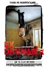 Ex Drummer - Poster