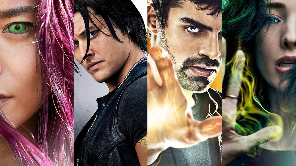 The Gifted, The Gifted Staffel 1