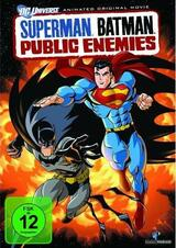 Superman/Batman: Public Enemies - Poster