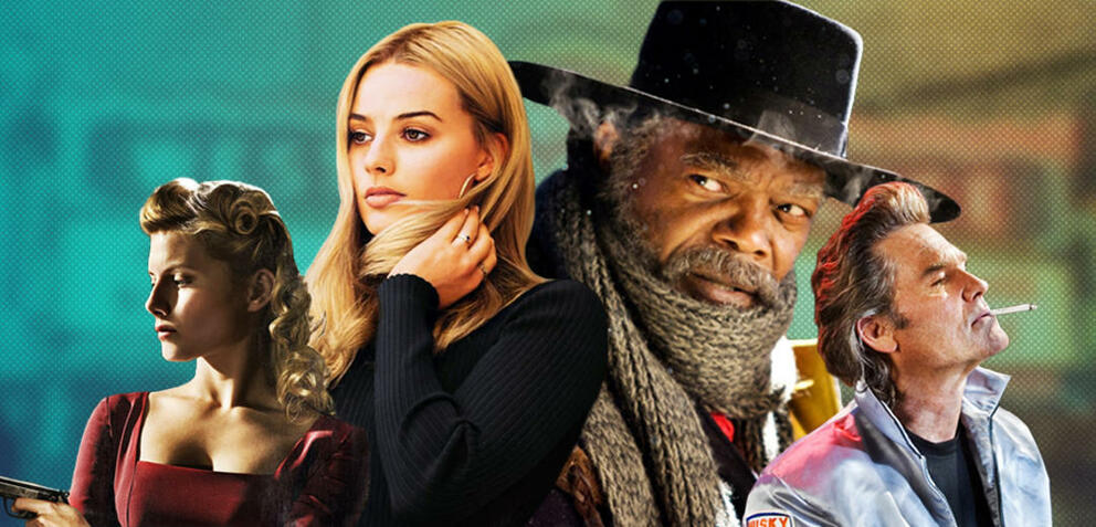 Tarantino-Figuren