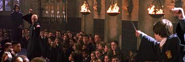 Harry Potter und die Kammer des Schreckens: der Duellierclub