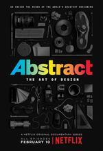 Abstrakt: Design als Kunst Poster