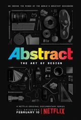 Abstrakt: Design als Kunst - Poster