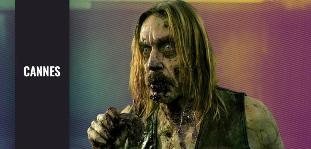 Iggy Pop in der Zombiekomödie The Dead Don't Die