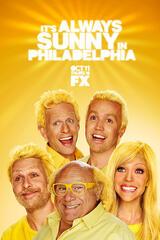 It's Always Sunny in Philadelphia - Staffel 8 - Poster