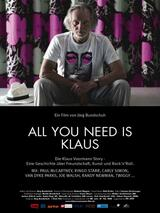 All You Need is Klaus - Poster