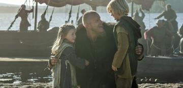 Vikings: Asa, Björn und Halli