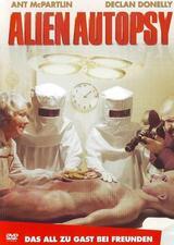Alien Autopsy - Das All zu Gast bei Freunden - Poster