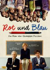 Rot und Blau - Poster