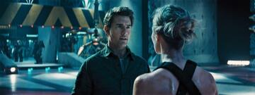 Tom Cruise und Emily Blunt in Edge of Tomorrow