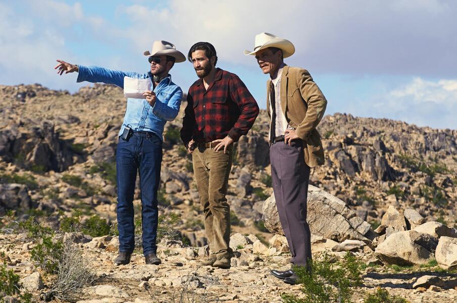 Nocturnal Animals mit Jake Gyllenhaal, Michael Shannon und Tom Ford