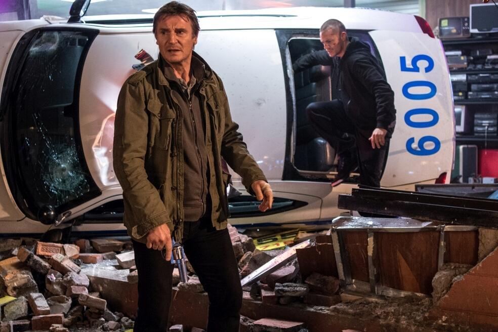 Run All Night mit Liam Neeson