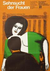 Sehnsucht der Frauen - Poster