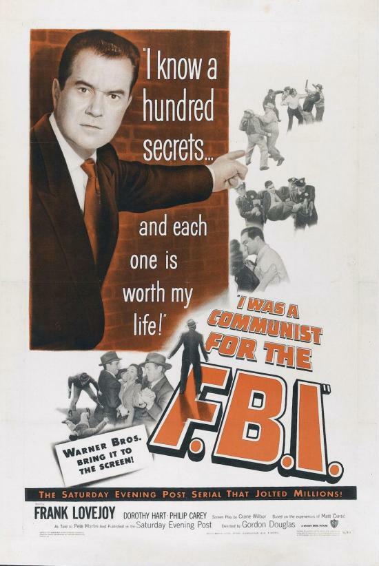 Ich war FBI Mann M.C.