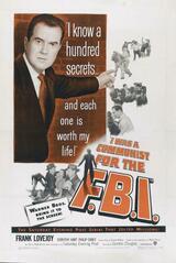 Ich war FBI Mann M.C. - Poster