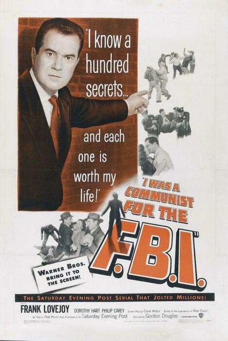 Ich war FBI Mann M.C. - Bild 1 von 1