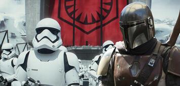 Bild zu:  Star Wars 7: Das Erwachen der Macht/The Mandalorian
