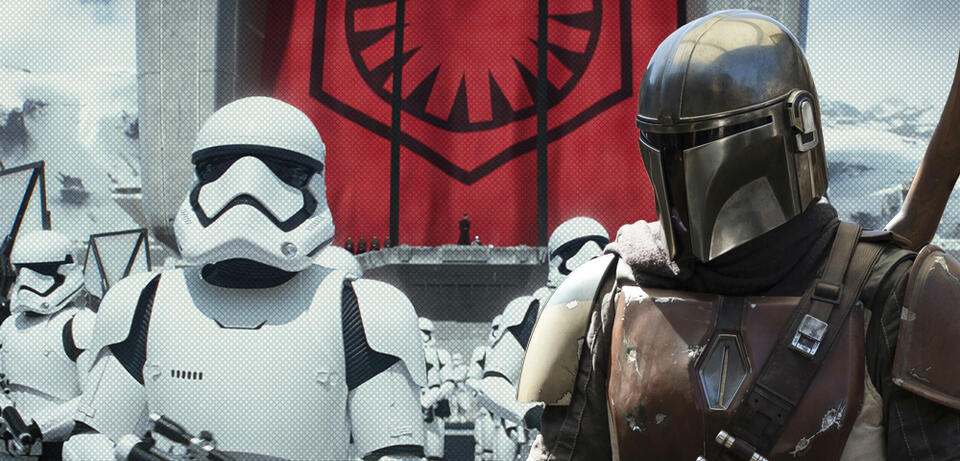 Star Wars 7: Das Erwachen der Macht/The Mandalorian