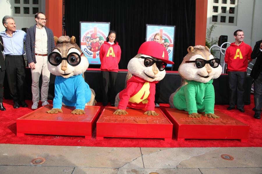 Alvin Und Die Chipmunks 3 Chipbruch Bild 7 Von 30 Moviepilotde