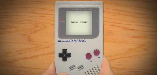Ein wenig Nostalgie mit dem Game Boy