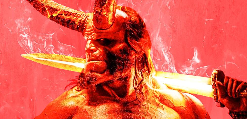 Deutscher Trailer zum Hellboy-Reboot verrät auch den neuen, düsteren Titel