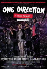 One Direction: Where We Are - Der Konzert-Film