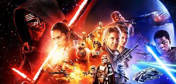 Bild zu:  Star Wars 7: Das Erwachen der Macht
