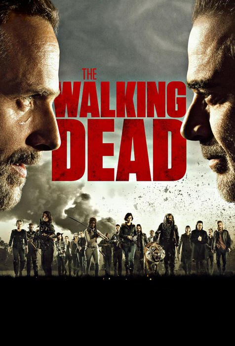 The Walking Dead Staffel8