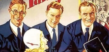 Poster für Die Drei von der Tankstelle