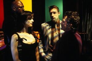 Confidence mit Dustin Hoffman, Rachel Weisz und Edward Burns