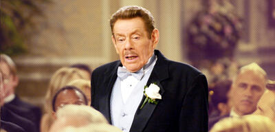 Jerry Stiller in King of Queens