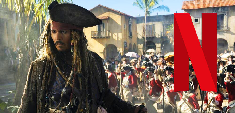 Fluch Der Karibik Netflix