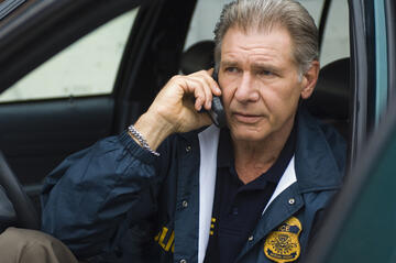 Harrison Ford in Crossing Over
