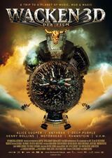 Wacken 3D - Louder than Hell - Poster
