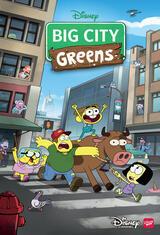 Disneys Big City Greens - Poster