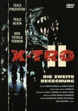 Xtro II - Die zweite Begegnung - Poster