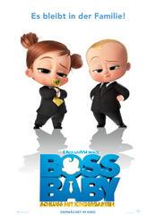 Boss Baby - Schluss mit Kindergarten Poster