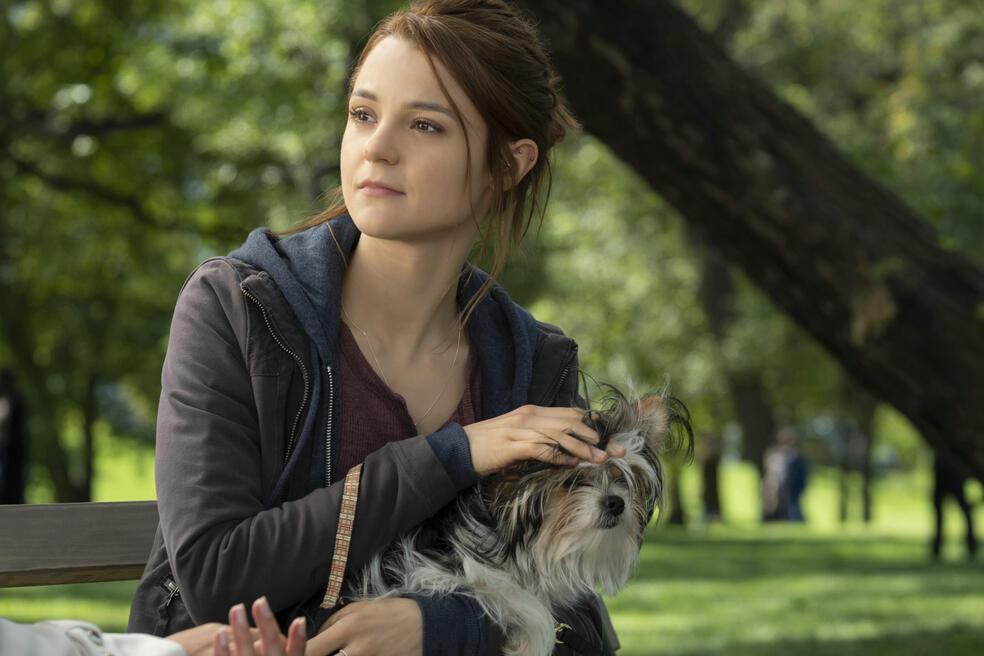 Bailey - Ein Hund kehrt zurück mit Kathryn Prescott