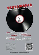 Vinylmania - Das Leben in 33 Umdrehungen pro Minute - Poster