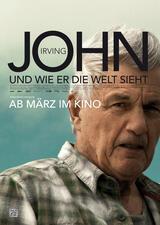 John Irving - Wie er die Welt sieht - Poster